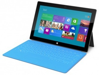 Will The Microsoft Surface Tablet Fit Into Education? | Edudemic | ICT inquiry and exploration | Scoop.it