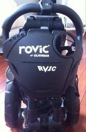 Chariot de golf ROVIC Rv1C Clicgear | www.Troc-Golf.fr | Troc Golf - Annonces matériel neuf et occasion de golf | Scoop.it
