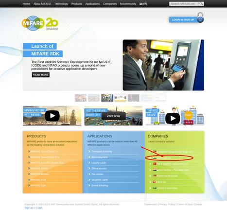 MIFARE.net :: Best Soft Inc | Best Soft Inc | Scoop.it