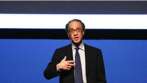 """Google's Ray Kurzweil: The Business Of Extending Human Life Is Going Into """"High Gear""""   leapmind   Scoop.it"""