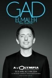 Gad Elmaleh à la recherche d'un humoriste sur facebook | Concours d'humour | Scoop.it