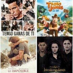Informe: El mercado cinematográfico en España en 2013 | Gabinete de Comunicación y Educación | Comunicación y Educación | Scoop.it