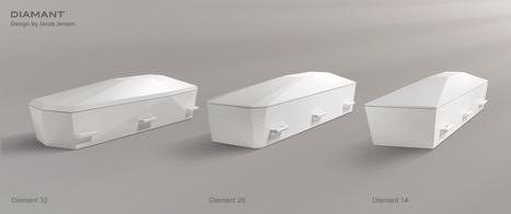 Coffins by Tommerup Kister   Art, Design & Technology   Scoop.it