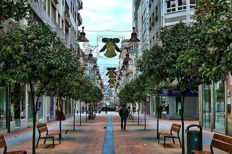Pontevedra : la ville espagnole où les piétons sont rois | Damien CADOUX | Scoop.it