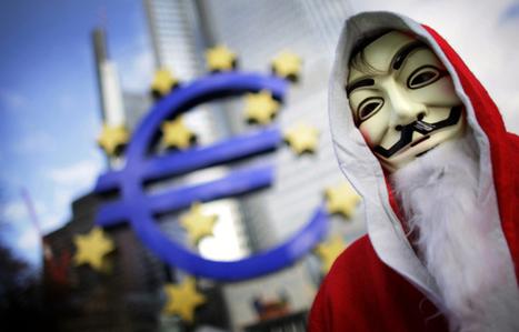 Les Inrocks : Edito: La zone euro, un problème simple à repérer mais compliqué à résoudre | Union Européenne, une construction dans la tourmente | Scoop.it