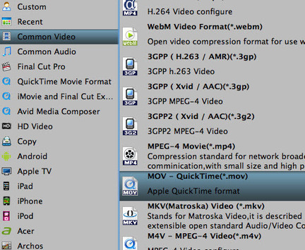How to convert/export Sony XAVC to AIC mov for iMovie 11/09/08 on Mac | Sony 4K XAVC Converter | Scoop.it