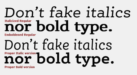 Better web typography in 13 simple steps | Typography | Creative Bloq | Web development | Scoop.it