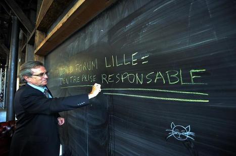 Ouverture ce mercredi matin du World Forum Lille : c'est la ... - La Voix du Nord | Consommation et Achats Responsables - Consommer Autrement | Scoop.it