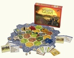 The Geek Eccentric Table Top Board Game Primer - Geek Eccentric | Board Games News | Scoop.it