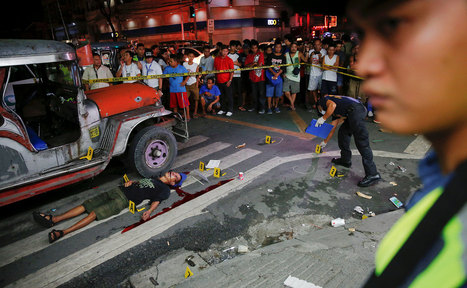 As death toll mounts, Duterte deploys dubious data in 'war on drugs' (Philippines) | Alcohol & other drug issues in the media | Scoop.it