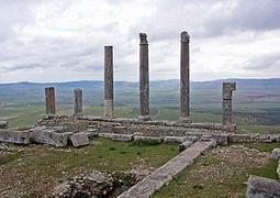 La carte nationale des sites archéologiques et des monuments historiques, Tunisie ~ Roman News and Archeology   Histoire et Archéologie   Scoop.it