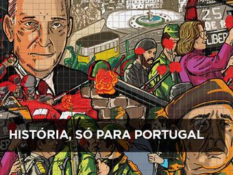 Canal de História - História, só para Portugal | Historia e Tecnologia | Scoop.it