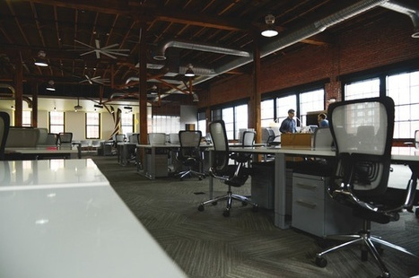 We Need 44 Million SF of Creative Office | Collaborative, Productive and Innovative Workspaces | Scoop.it