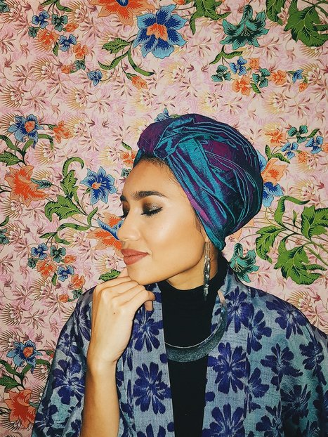 A Cause for Celebration! Singer Yuna's Stylish Eid al-Fitr in Malaysia | BeBetter | Scoop.it