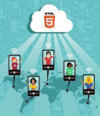 Modern Mobile Web Applications and HTML5 | Curation Revolution | Scoop.it