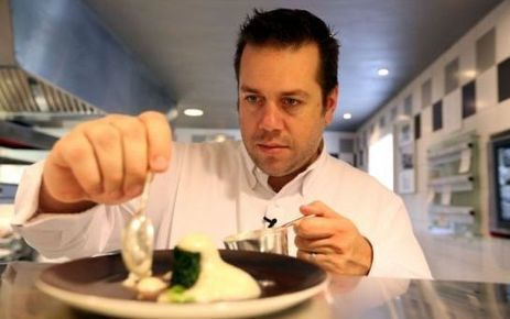 Arnaud Lallement, le cuisinier de l'année - Le Parisien | Food News | Scoop.it