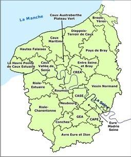 Insee / AREHN - Indicateurs territoriaux du développement durable en Haute-Normandie, octobre 2013 | Les Agences Régionales Energie Environnement | Scoop.it
