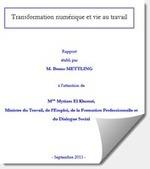 L'impact du numérique sur le monde du travail | Formation professionnelle - FTP | Scoop.it