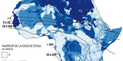 De vastes réserves d'eau douce sous le sol africain   L'eau, un réel enjeu mondial : L'eau est-elle rare au point de provoquer des conflits ?   Scoop.it