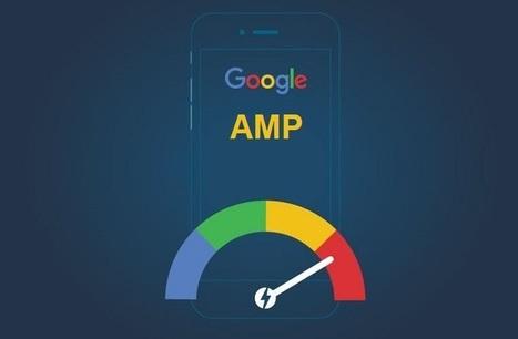 Les pages AMP s'affichent officiellement dans les résultats de Google Mobile | Référencement internet | Scoop.it