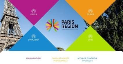 Site de la Marque Paris Region | Breizh & Territoires | Scoop.it