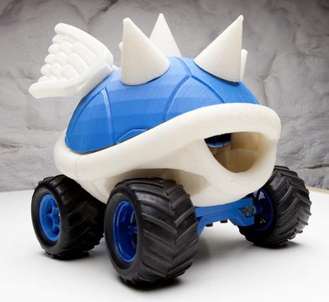 Cheap 3D Printers: Hot Ride! | las vegas professionals | Scoop.it