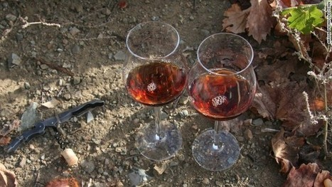 Commandaria: The oldest wine in the world? | Vitabella Wine Daily Gossip | Scoop.it