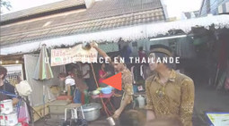 Du thé glacé from Thailande | VIDEOS | Scoop.it
