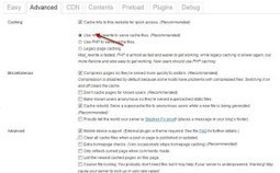 WP super cache : WordPress optimization plugin | RupeePay | Scoop.it