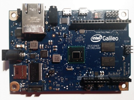Intel in partnership with Arduino: Galileo | Social Web Innovation | Scoop.it