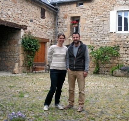 Pour les Sicard, le bonheur est dans la chambre d'hôtes | L'info tourisme en Aveyron | Scoop.it
