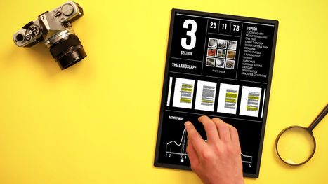 Ideo: The Future of the Book Is TOO COOL! [Video] | Collaborative Revolution | Scoop.it