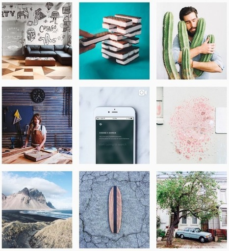 How to Establish an Instagram Aesthetic: 10 Brands Doing It Right | Social Media, SEO, Mobile, Digital Marketing | Scoop.it