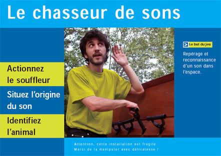 Chasseur de sons | DESARTSONNANTS - CRÉATION SONORE ET ENVIRONNEMENT - ENVIRONMENTAL SOUND ART - PAYSAGES ET ECOLOGIE SONORE | Scoop.it