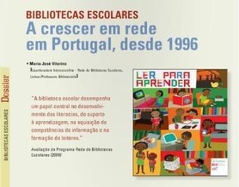 Artigo sobre as bibliotecas escolares na revista do SPGL | Pelas bibliotecas escolares | Scoop.it