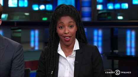 Jessica Williams Hires 'Helper Whitey' To Translate Her Experience to White Folks | LibertyE Global Renaissance | Scoop.it