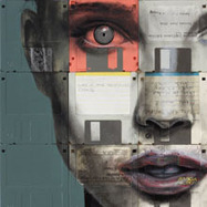 Nick Gentry | Social art from the obsolete | Arts graphiques | Scoop.it