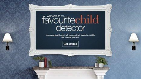 Detector de filho favorito revela se você é o mais querido no Facebook | Cultura de massa no Século XXI (Mass Culture in the XXI Century) | Scoop.it