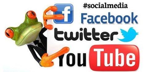 10 expertos en #SocialMedia en español que deberías seguir en Twitter, thx @isocialwebseo   Recursos para twitter   Scoop.it