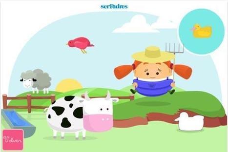 #Docentes Preescolar: Mico y Mica entretenida aplicación puzzles para los más peques |  vía @bebesymas | Anny | Scoop.it