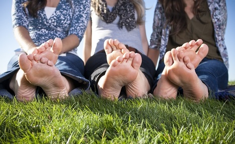 7 Easy Steps to Cure Numbness in Your Feet and Toes | Chiropractic | Scoop.it