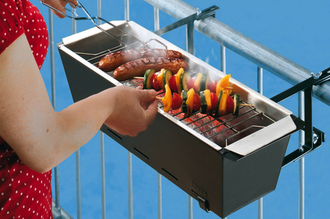 The Balcony Grill: What Could Possibly Go Wrong? | Eco Living, Marketing, News | Scoop.it