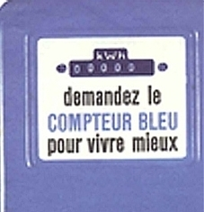 EDF - Vivre EDF la Radio - La véritable histoire du compteur bleu   Radio d'entreprise   Scoop.it