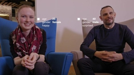 Microsoft demonstrates app that helps see for the blind | Healthcare Digital Marketing | Scoop.it