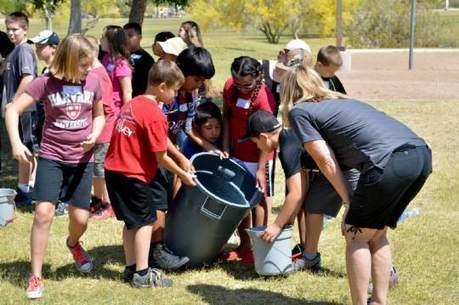 Annual festival gives Apache Junction fourth-grade students hands-on lesson in the importance of water | Arizona Newszap | CALS in the News | Scoop.it