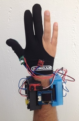 Glove Tricorder gives a hands-on diagnosis | Longevity science | Scoop.it