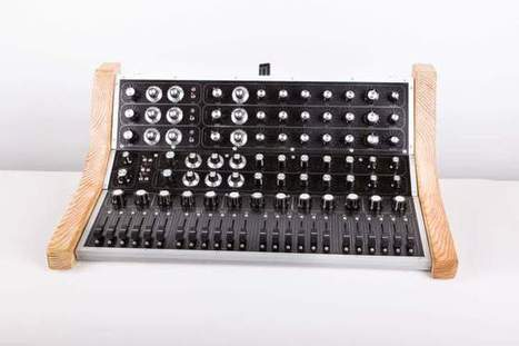A dream: the new BLOFELD MIDI Controller | Experimental music software and hardware | Scoop.it