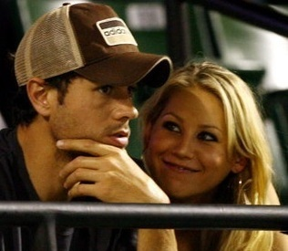 Anna Kournikova and Enrique Iglesias cheating? - Front Page Buzz | Entertainment | Scoop.it