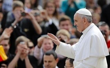 Pope Francis: Catholics must think like Christ | CatholicHerald.co.uk | Education, Pope Francis, ethics | Scoop.it