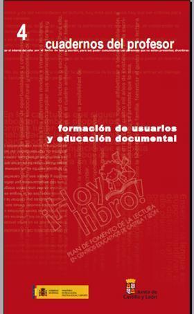 Formación de Usuarios y Educación Documental. Cuadernos del Profesor | Cicle inicial | Scoop.it
